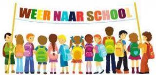 Belangrijke wijzigingen start schooljaar 2021-2022: maandag 30/08